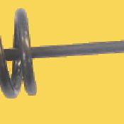 500x180 Compression Spring